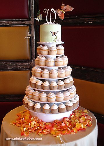 wedding cupcake stand flickr photo sharing