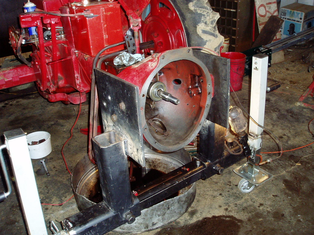 Ih Splitting Stands : Splitting stands general ih red power magazine community