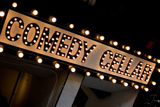 Dine at Comedy Cellar - Things to do in New York City