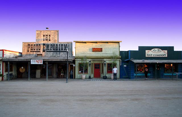 Rawhide, Scottsdale, Arizona