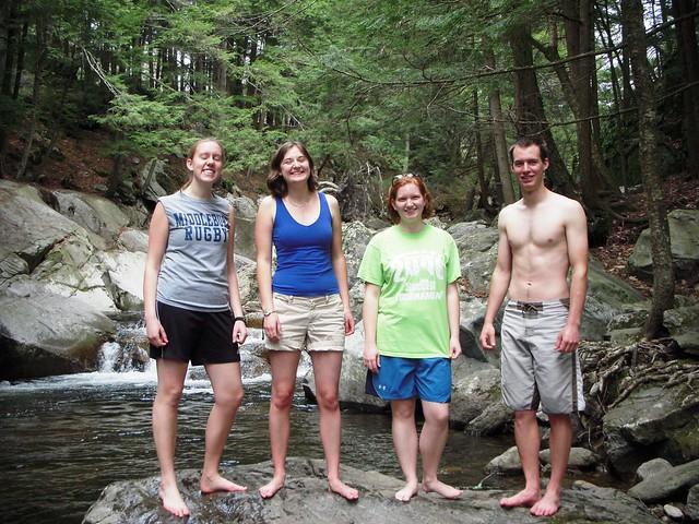 Emily, Allie, Heidi and Macky.1
