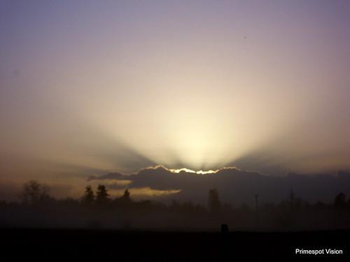 sunrise scenery bc britishcolumbia fraservalley
