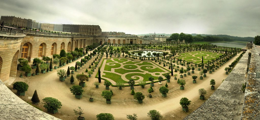 Château de Versailles, France - L'Orangerie