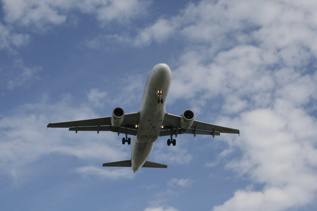 Plane spotting at YVR