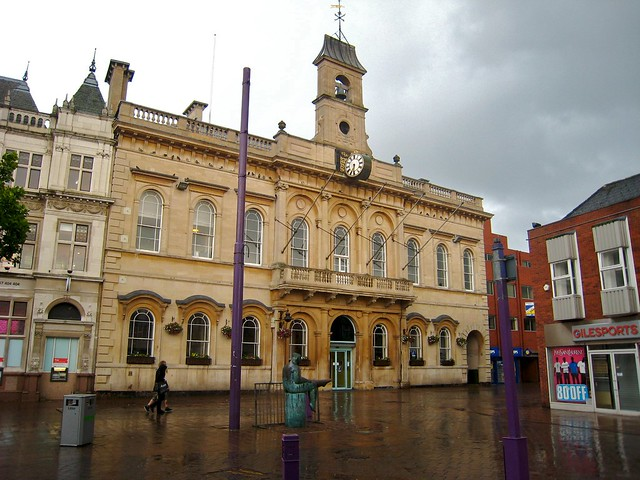 Twitter Town Hall >> Loughborough Town Hall   Flickr - Photo Sharing!