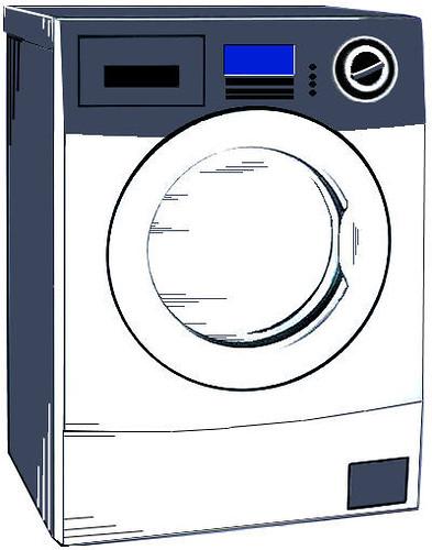 Clip Art Washing Machine ~ Washing machine by g e sattler flickr photo sharing