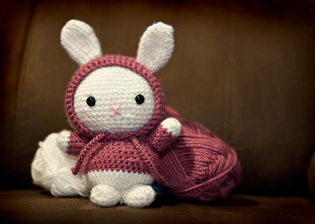 Amigurumi Oval Pattern : amigurumi bunny Flickr - Photo Sharing!