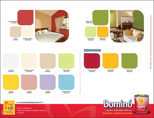 Venezolana de pinturas carta de colores 2012 imagui - Colores de pinturas ...
