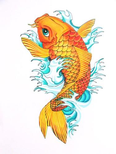 pez koi significado taringa