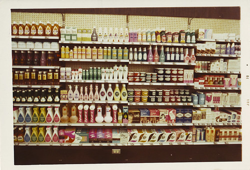 1970 Shampoo and Hair Products