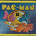 tOkKA's Pac-Man Lunch Box - FRONT Graphic.. Aladdin Industries ((1980))
