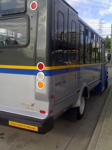 Community Shuttle at Kootenay Loop