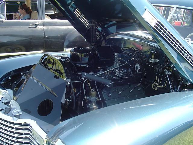 Fbe C F Z on Cadillac Flathead V16 Engine