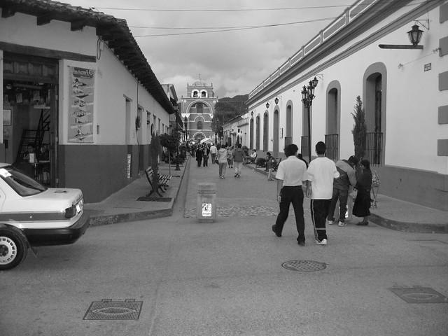 Caminos de San Cristobal de Las Casas
