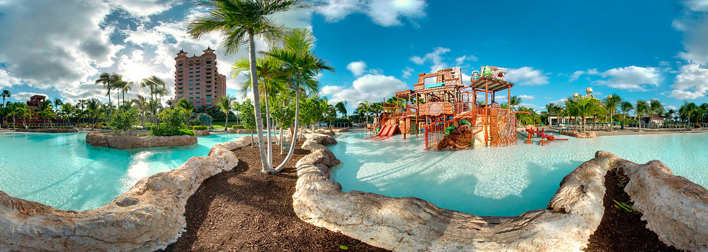 Scenes from the Aquaventure Water Park - Paradise Island 15