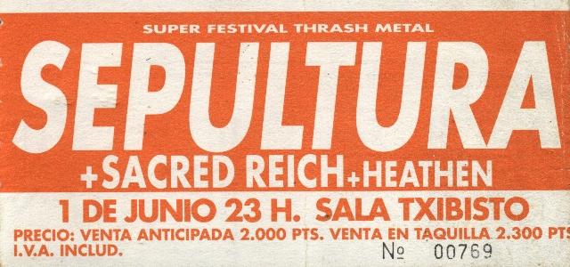 Sepultura+Sacred Reich+Heaten