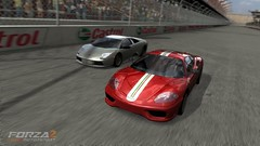 ferrari 458(0.0), race car(1.0), automobile(1.0), vehicle(1.0), performance car(1.0), automotive design(1.0), ferrari f430(1.0), land vehicle(1.0), luxury vehicle(1.0), supercar(1.0), sports car(1.0),