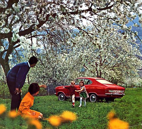 1969 US-spec Opel Kadett