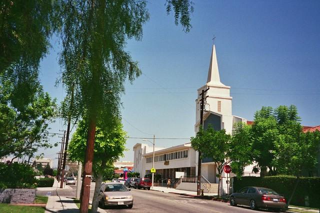 New Mount Pleasant Baptist Church Inglewood California