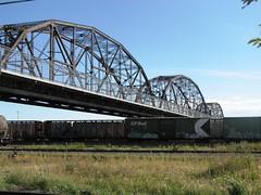 The wonderful old Arlington Bridge