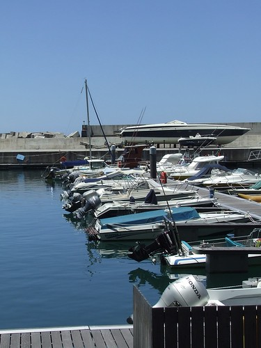 Madeira - Calheta Marina
