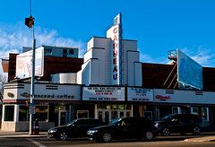 The Garneau Theatre
