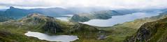 Bygdin is a long lake