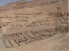 Take a walking tour of Deir el-Medina - Things to do in Luxor