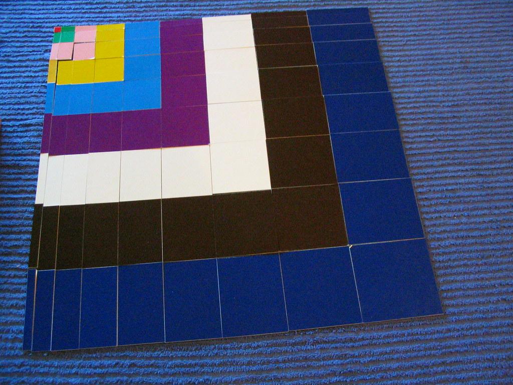 Vie Sensorielle La Table De Pythagore Valilouve Flickr