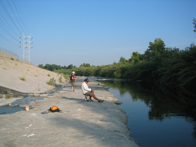 Los angeles river fishing in atwater village 19 flickr for Fishing in los angeles