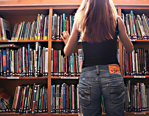 Day #211 -  The Light in The Library by sosij