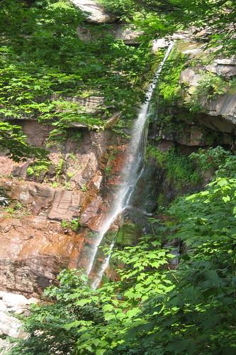 mountain ny newyork mountains forest waterfall waterfalls hunter forestpreserve kaaterskillfalls nys greenecounty catskillmountains kaaterskillclove townofhunter kaaterskillfallstrail catksillmountains northmountainwildforest