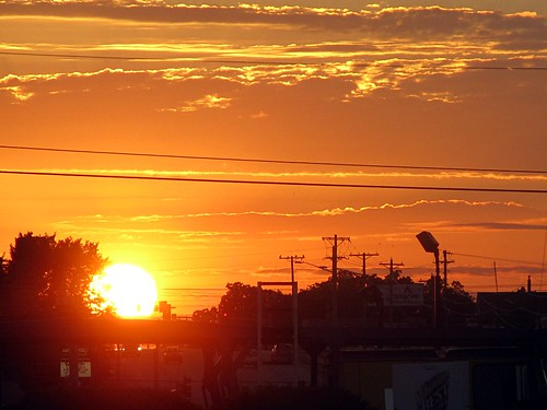 sunset salem