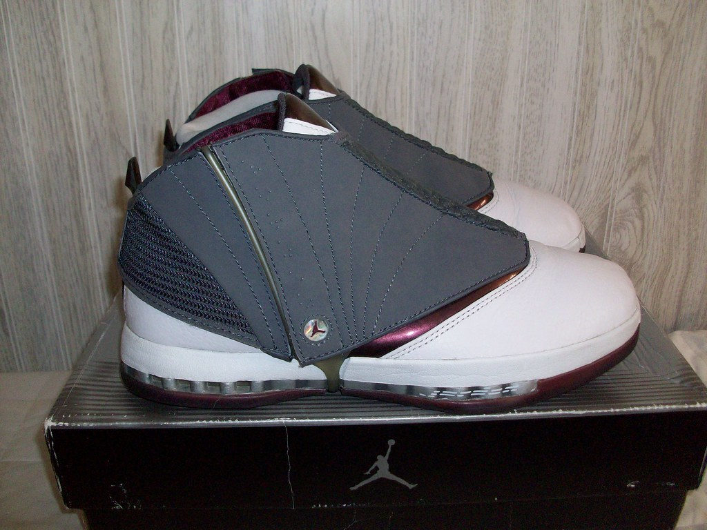 a52f0c2eb2581e ... i got the monchies Air Jordan XVI + Q