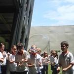 Burbujas, junio, Feria científica