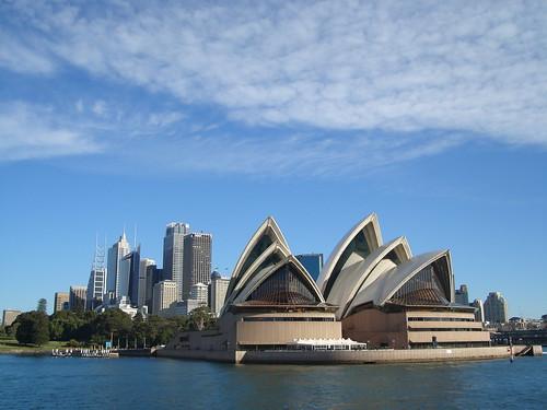 Sydney Opera House - Sydney - Australia