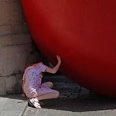 Kurt Perschke's RedBall Project