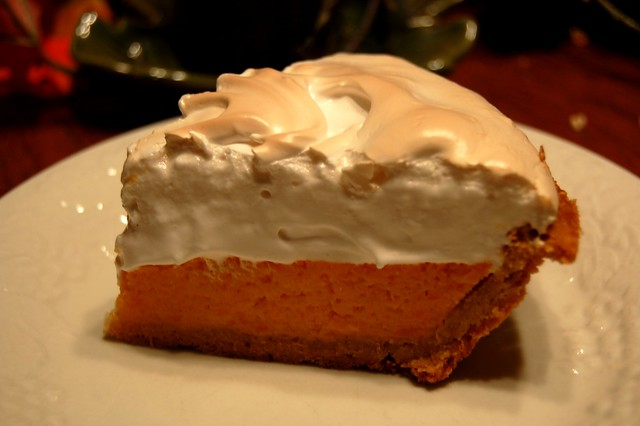 Sweet Potato Pie with Marshmallow Meringue | Flickr - Photo Sharing!