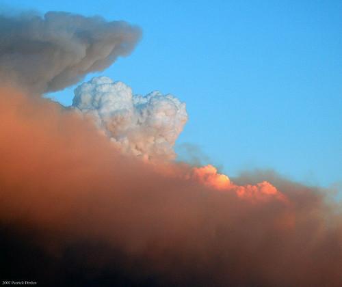 clouds fire smoke forestfire wildfire susanville lassencounty susanvilleca antelopefire antelopecomplex