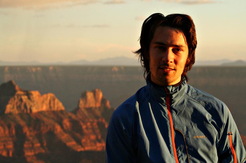 Canyon Man