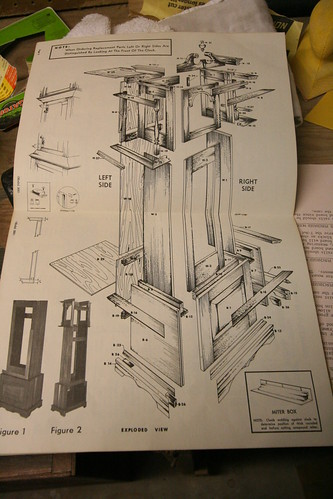 Know More Grandfather clock woodworking plans ~ Wood ...