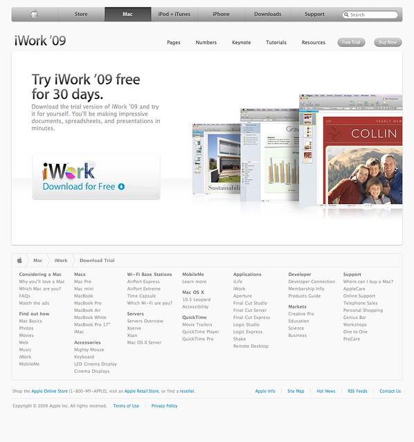 Ira's Blog - Iwork 09 free trial download