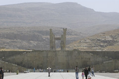 Persepolis, I only have broken memories of this place