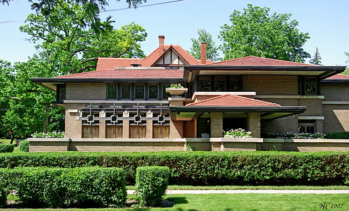 Meyer May House Frank Lloyd Wright Flickr Photo Sharing
