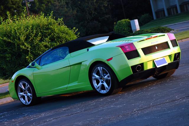 Lamborghini Gallardo Convertible Flickr Photo Sharing