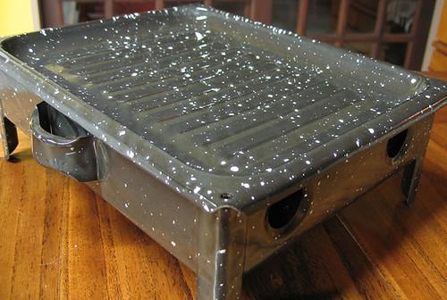 brasero heater. Black Bedroom Furniture Sets. Home Design Ideas