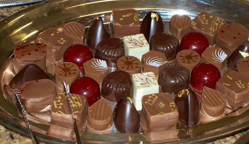 Chocolates at MCC