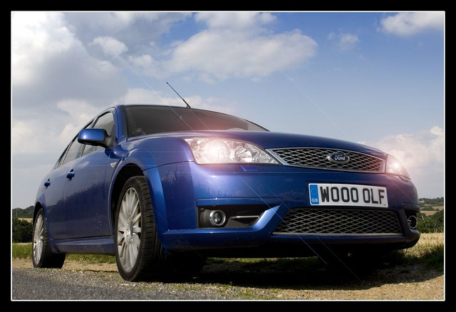 Ford Mondeo St 155 Tdci Remap