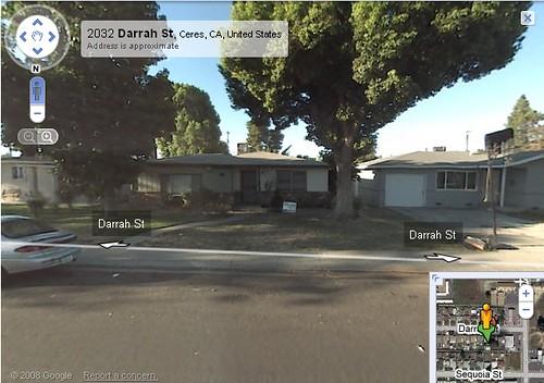 california family googlemaps 2009 streetview ceres russellreno archvie limprecht
