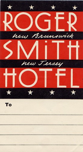 roger smith hotel by Millie Motts